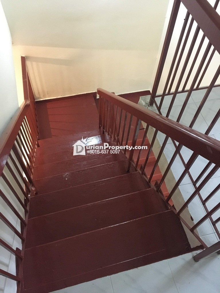 Terrace House For Sale at Taman Len Sen, Cheras