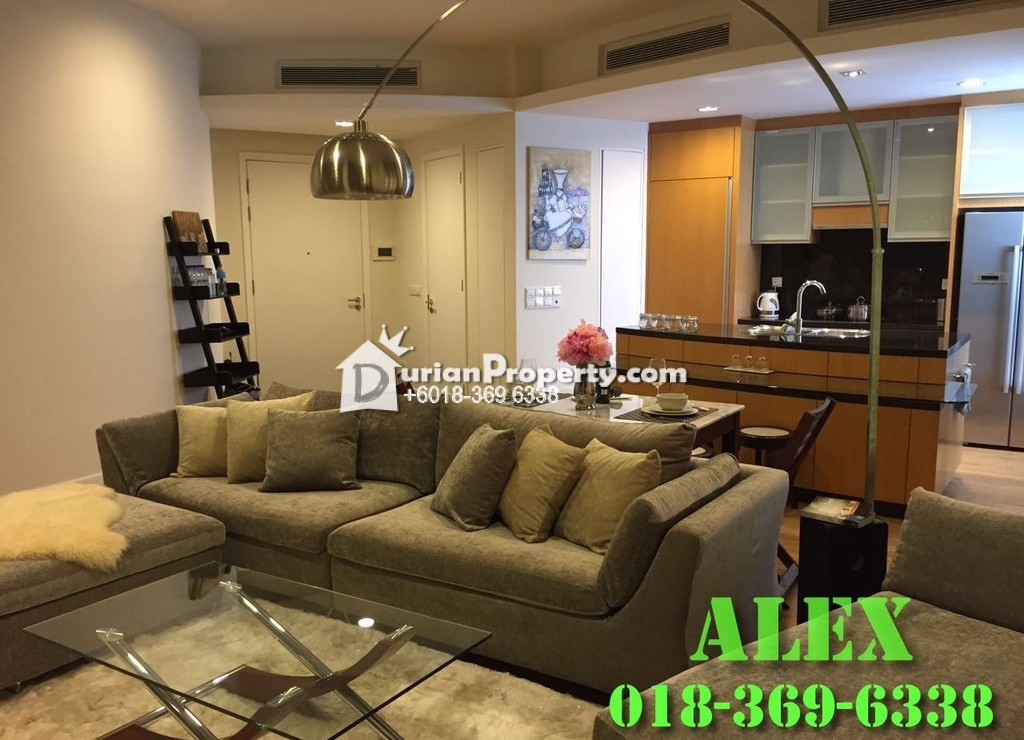 Serviced Residence For Sale at St Mary Residences, KLCC