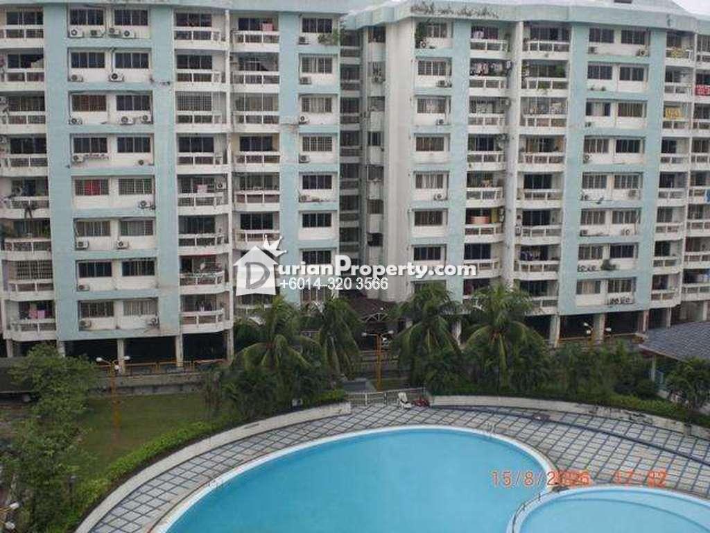 Condo For Sale at Petaling Indah, Sungai Besi