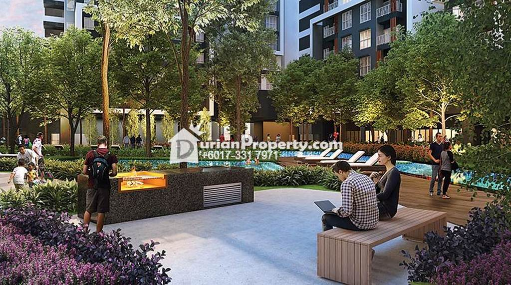 Condo For Sale at Sky Awani 3, Setapak