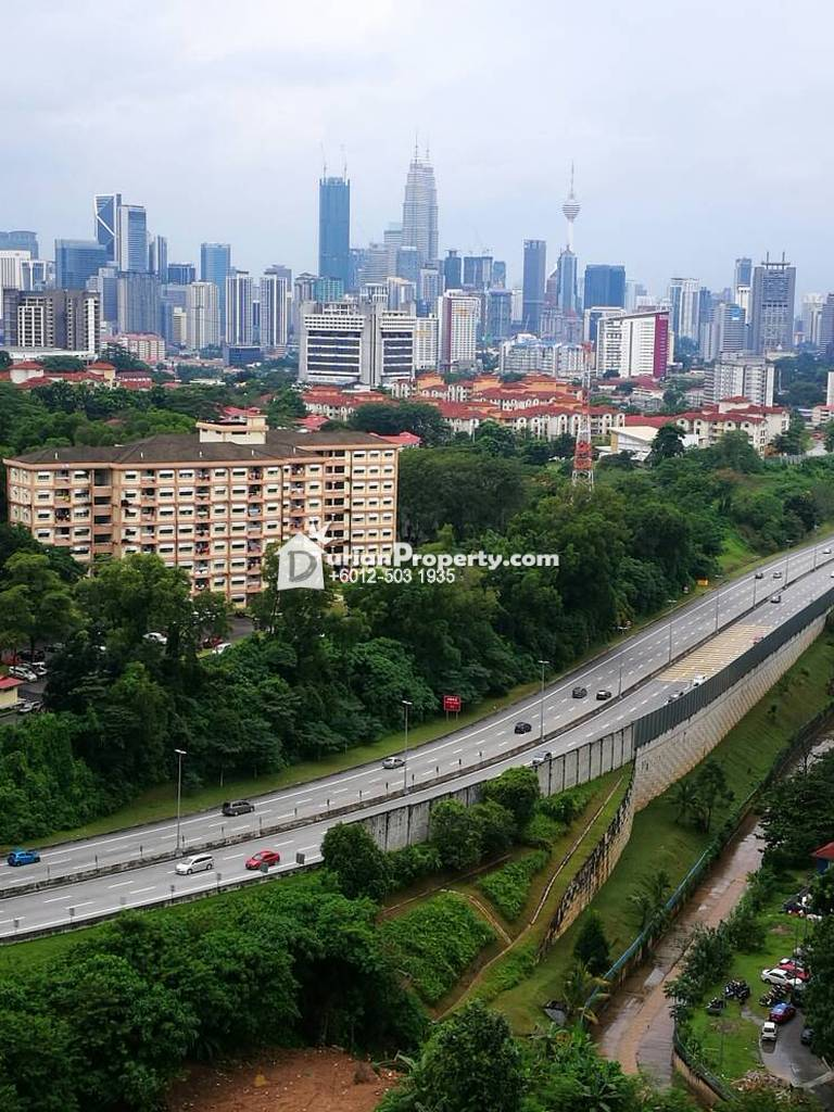 Condo For Rent at Seasons Garden, Wangsa Maju