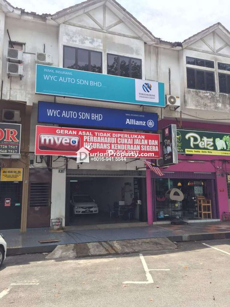 Office For Rent at Taman Semambu, Kuantan