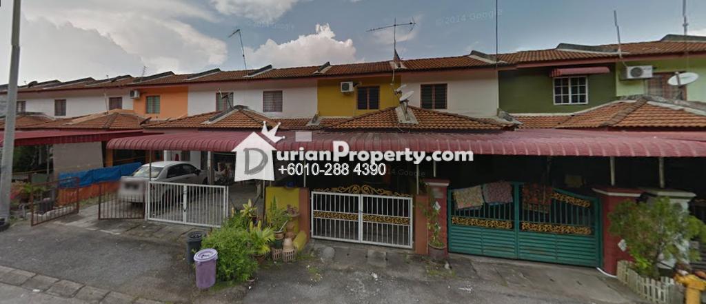 Terrace House For Auction at Persiaran Lintang Makmur, Sungai Siput