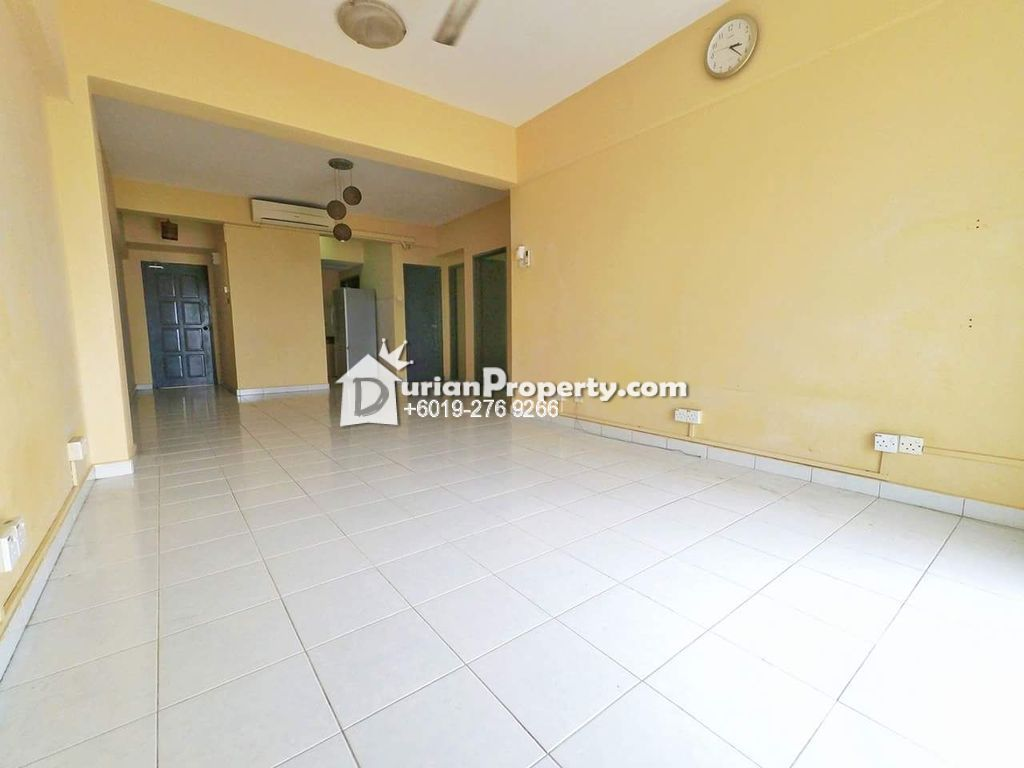 Apartment For Sale at Plaza Indah, Kajang