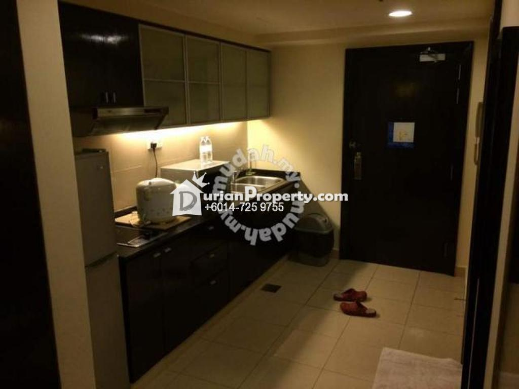 Condo For Rent at Sunway Resort Suites, Bandar Sunway