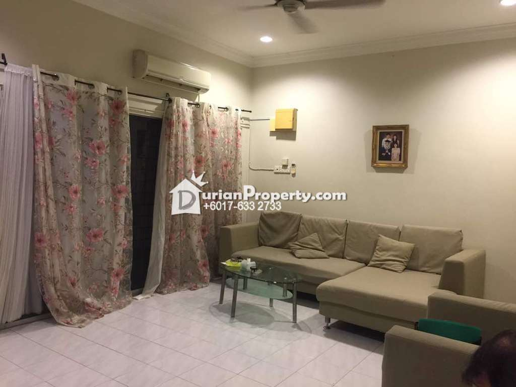 Terrace House For Sale at Taman Bukit Anggerik, Cheras