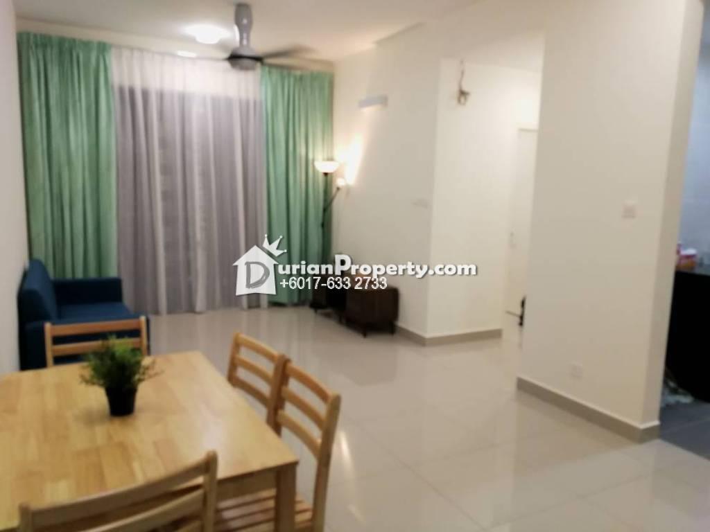 Condo Room for Rent at Ascenda Residence @ SkyArena, Setapak