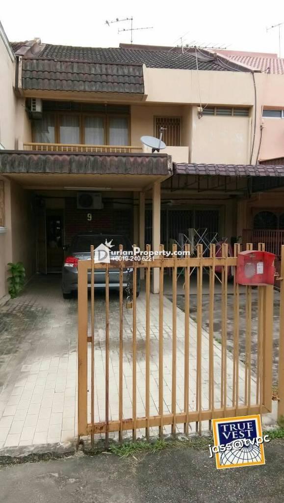 Terrace House For Sale at Taman Lembah Keramat, Kuala Lumpur