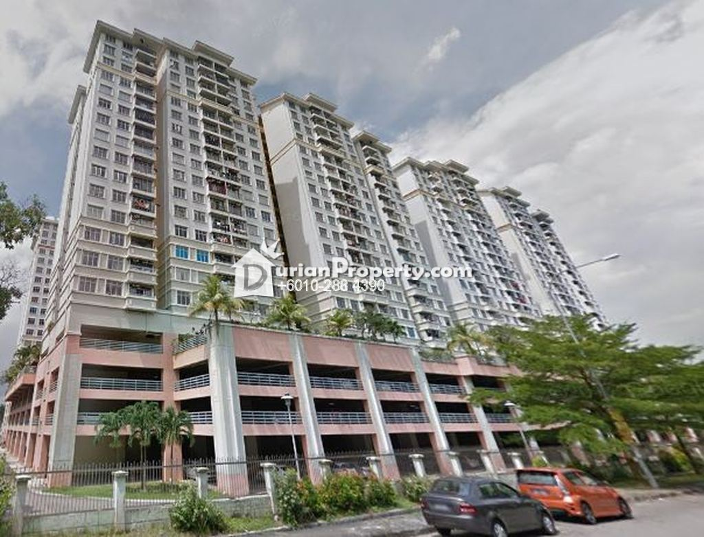 Apartment For Auction at Kipark, Johor Bahru