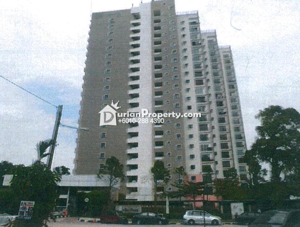 Apartment For Auction at Seri Palma, Taman Delima