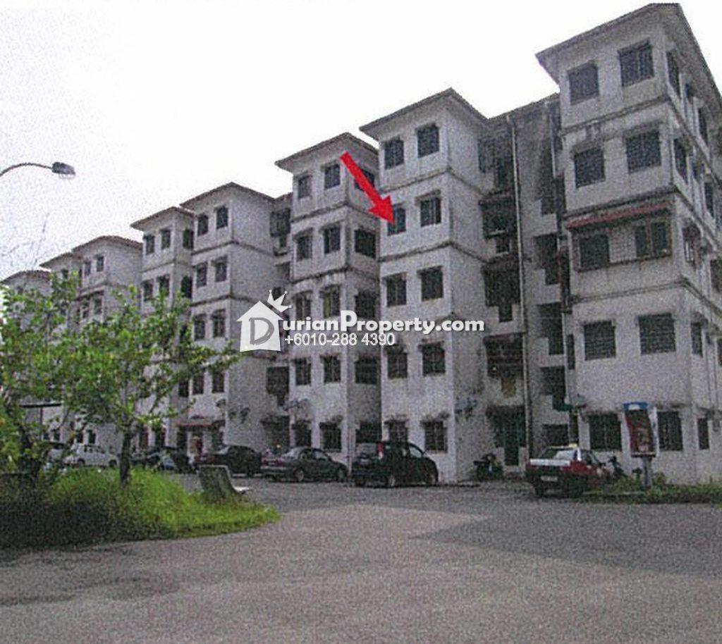 Apartment For Auction at Bandar Teknologi Kajang, Kajang