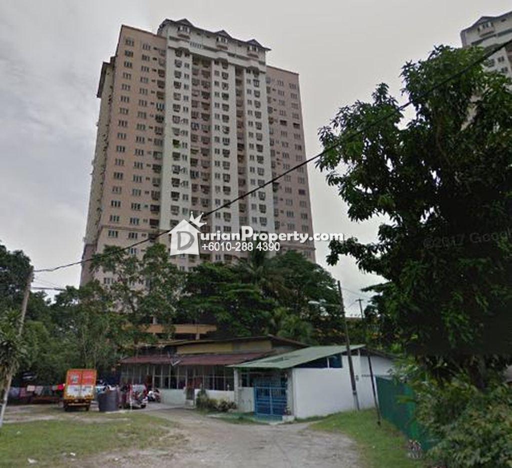 Condo For Auction at Pelangi Indah, Jalan Ipoh