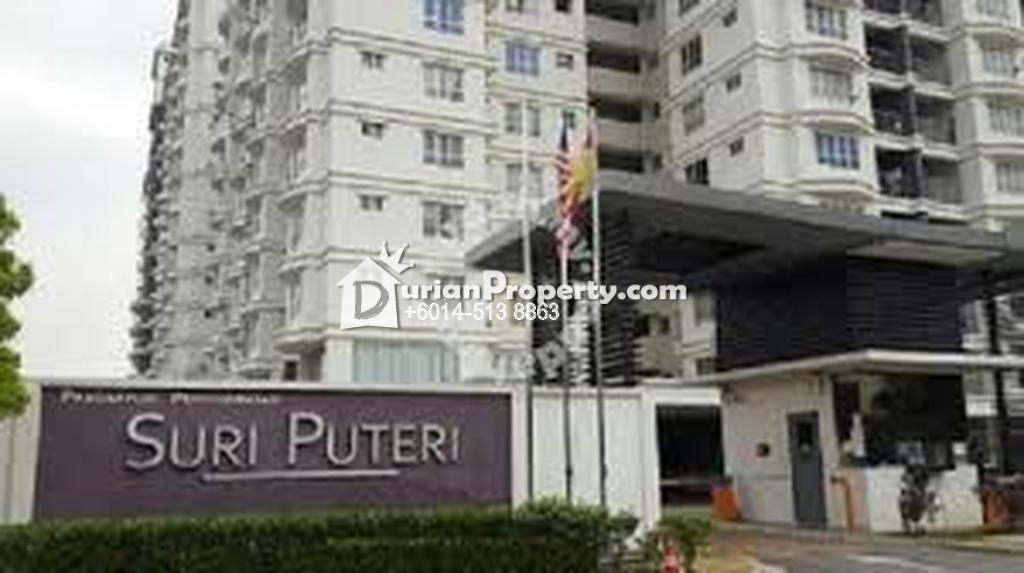 Condo For Sale at Suri Puteri, Section 20