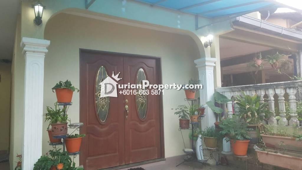 Terrace House For Sale at Taman Bukit Kepayang, Seremban