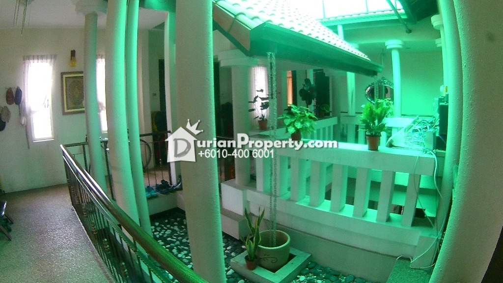 Bungalow House For Sale at Bukit Jelutong, Shah Alam