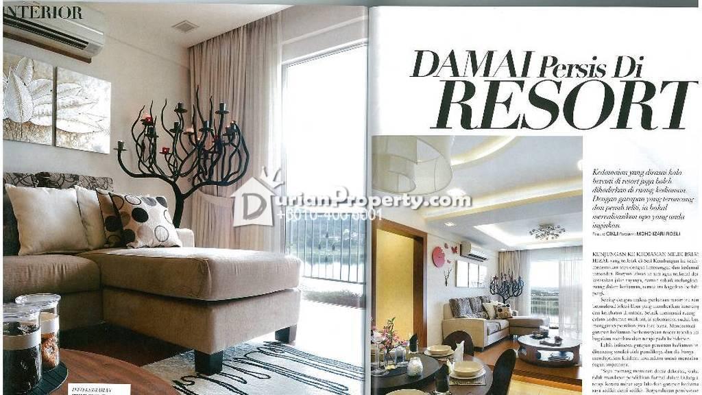 Apartment For Sale at Fortune Park, Seri Kembangan