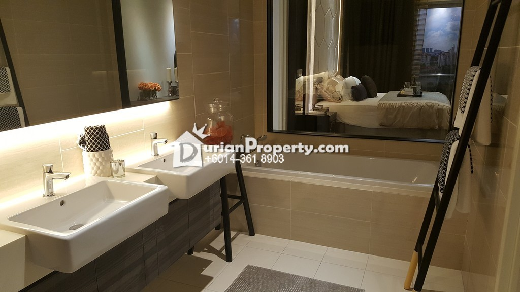 Serviced Residence For Sale at Tria Seputeh Condominium, Old Klang Road