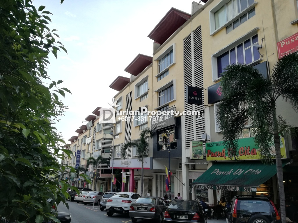 Shop Office For Sale at Bandar Baru Wangsa Maju, Wangsa Maju