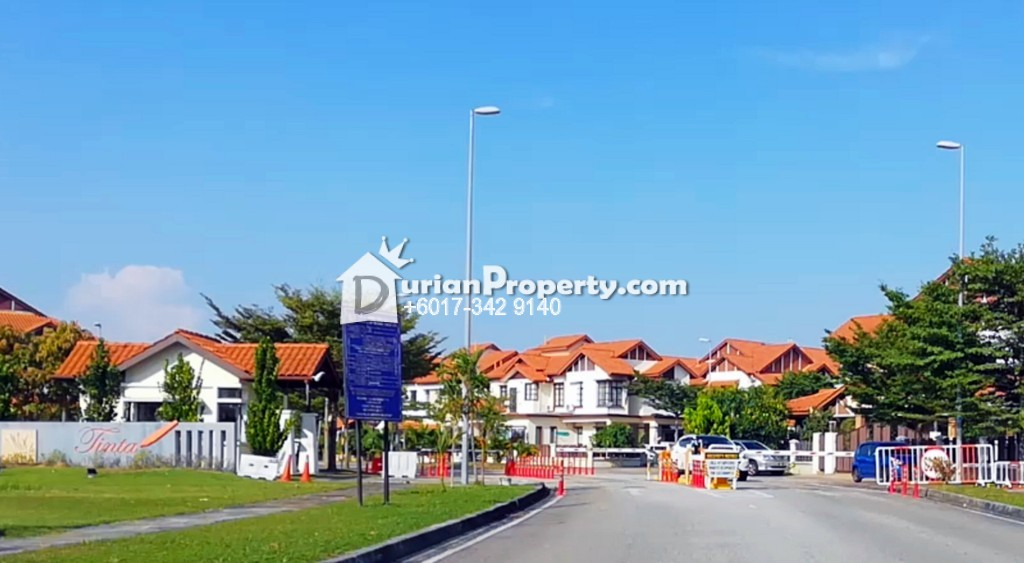 Semi D For Rent at Tinta, Alam Impian