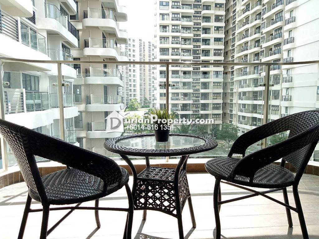 Condo For Rent at Bay Laurel, Johor Bahru