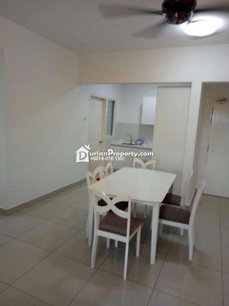 Apartment For Rent at Idaman Residences, Nusa Idaman