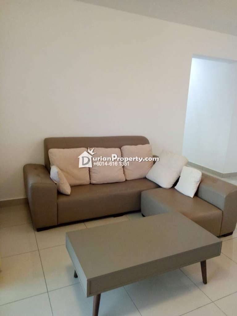 Apartment For Rent at Idaman Residences, Nusa Idaman