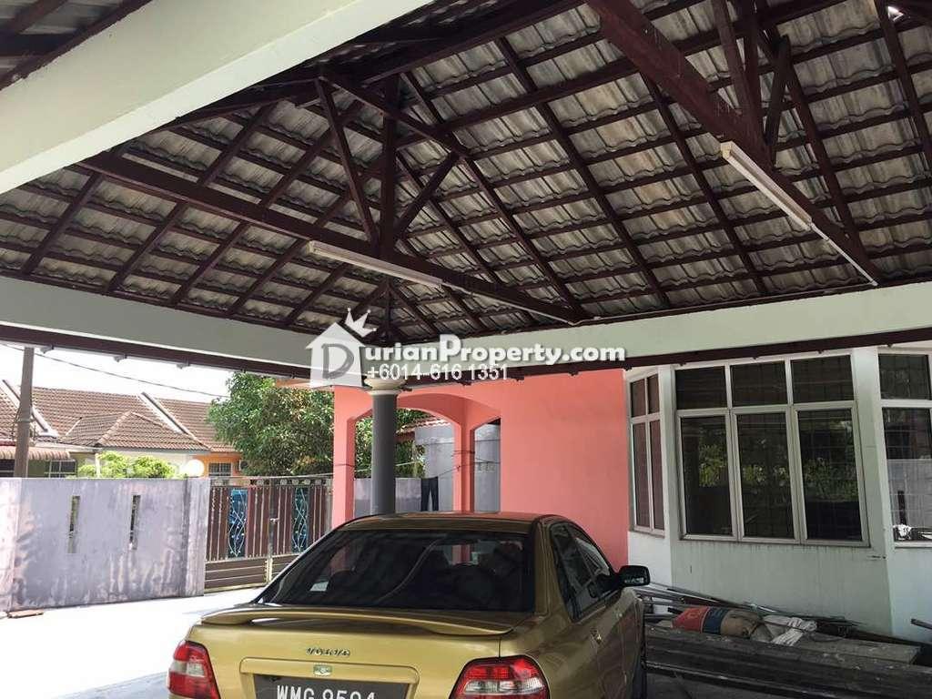 Terrace House For Sale at Taman Sri Pulai, Pulai