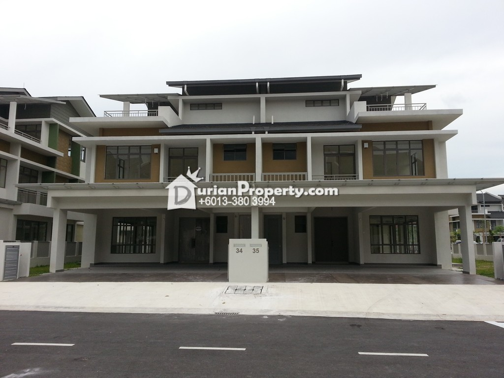 Semi D For Sale at Danau Mutiara, Precinct 16