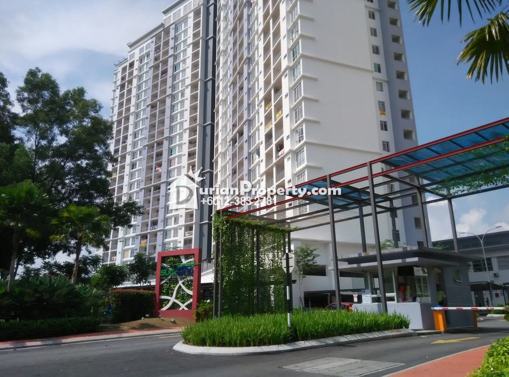 Condo For Rent at Suasana Lumayan, Bandar Sri Permaisuri