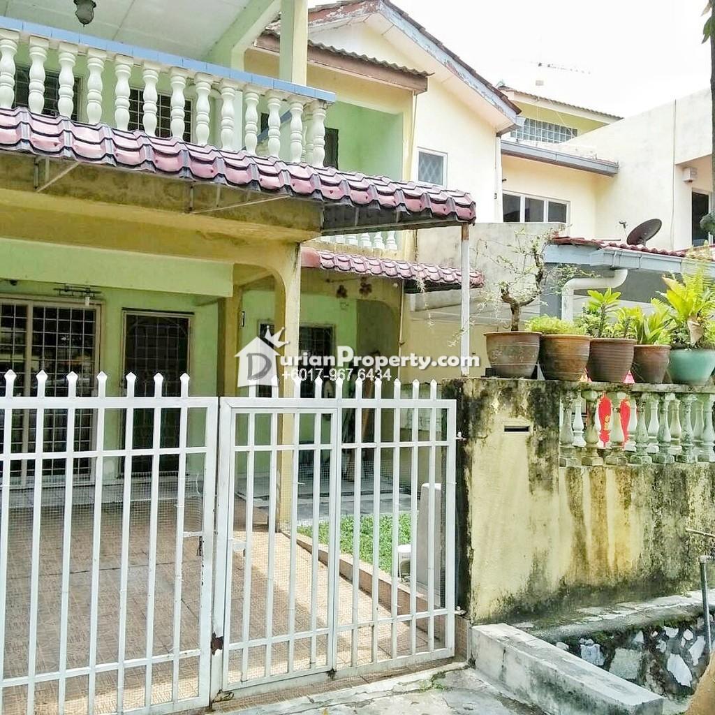 Terrace House For Sale at Taman Taming Jaya, Balakong