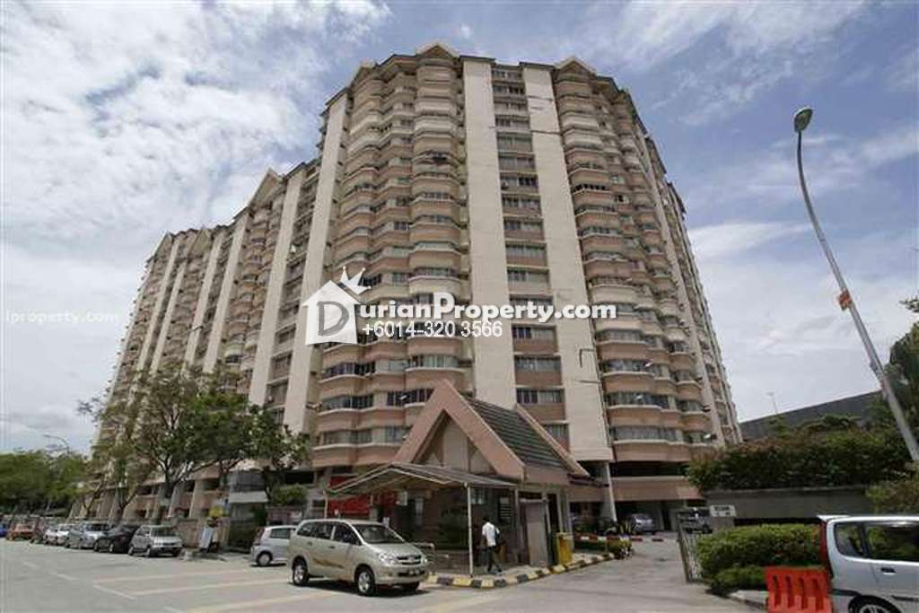 Condo For Rent at De Tropicana, Kuchai Lama