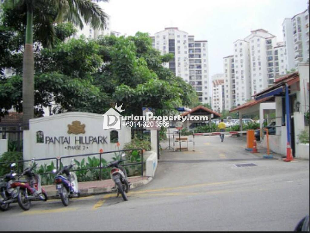 Condo For Rent at Pantai Hillpark 2, Pantai