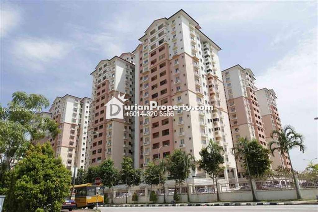 Apartment For Rent at Jalil Damai, Bukit Jalil