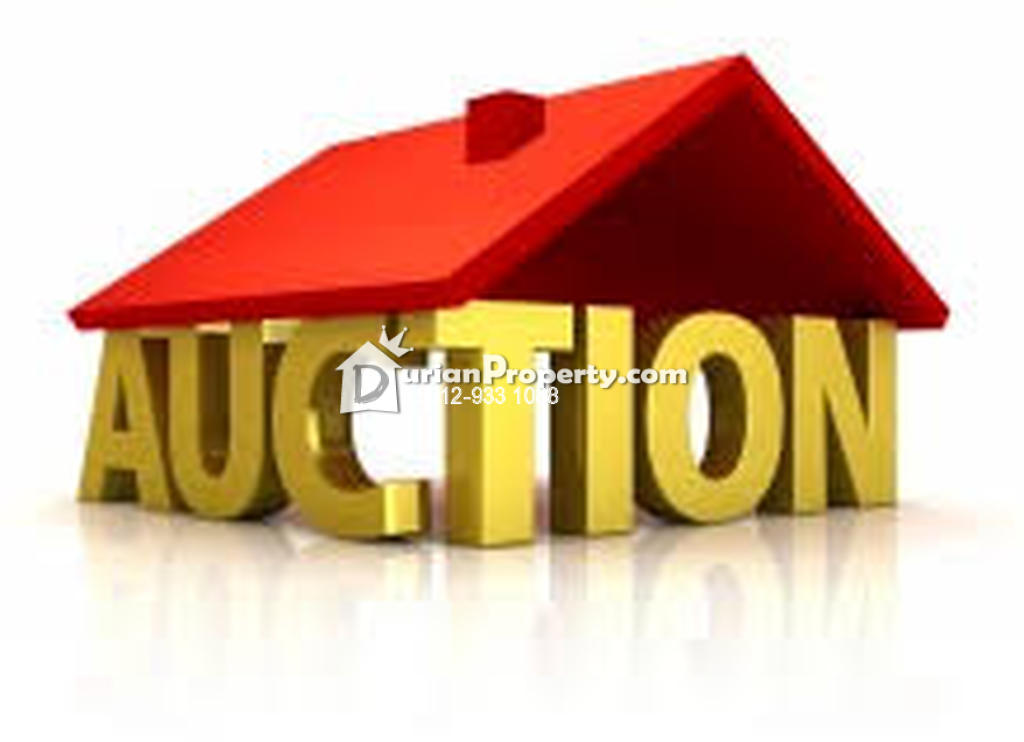 Terrace House For Auction at Taman Greenwood, Gombak