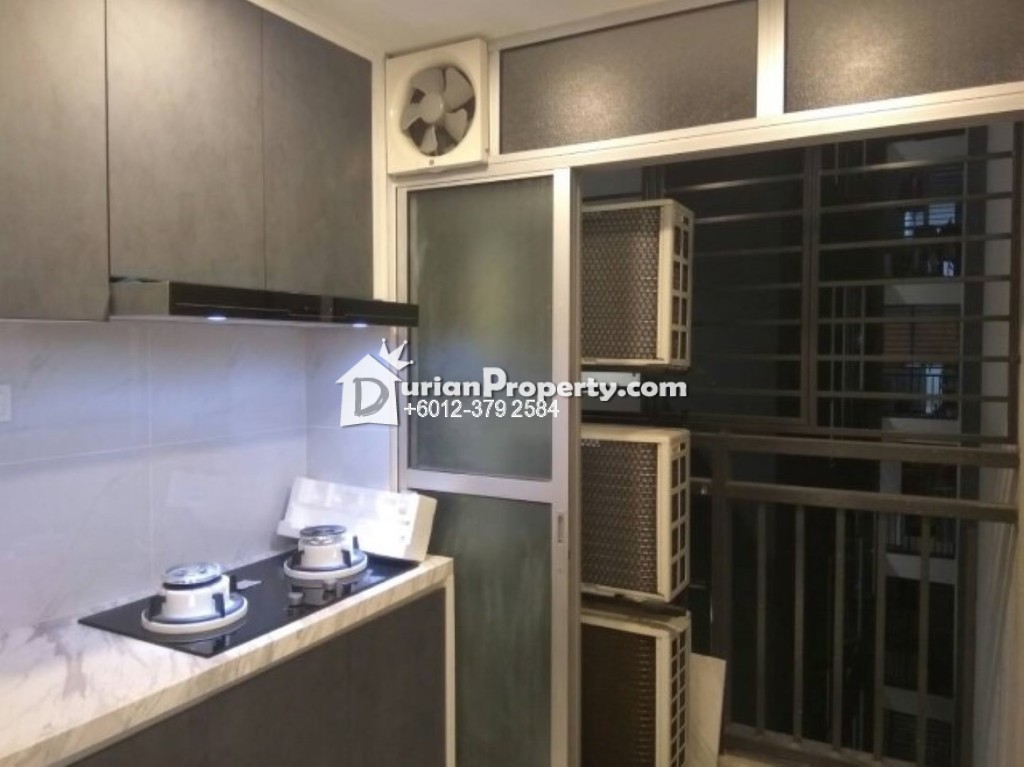 Condo For Rent at Maxim Citylights, Sentul