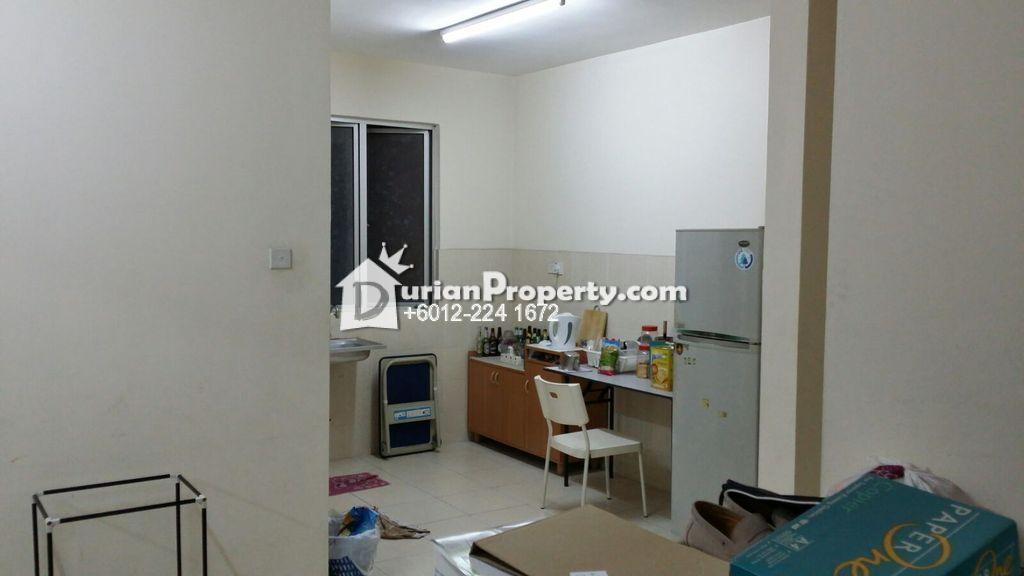 Condo For Rent at Platinum Lake PV21, Setapak
