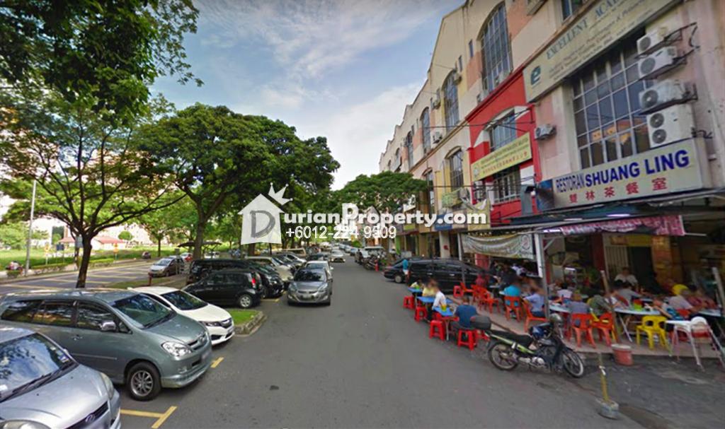 Shop For Sale at Medan Makmur, Setapak