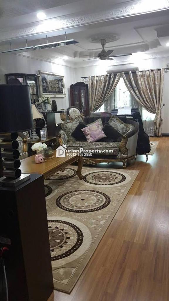 Terrace House For Sale at Taman Puncak Jalil, Bandar Putra Permai