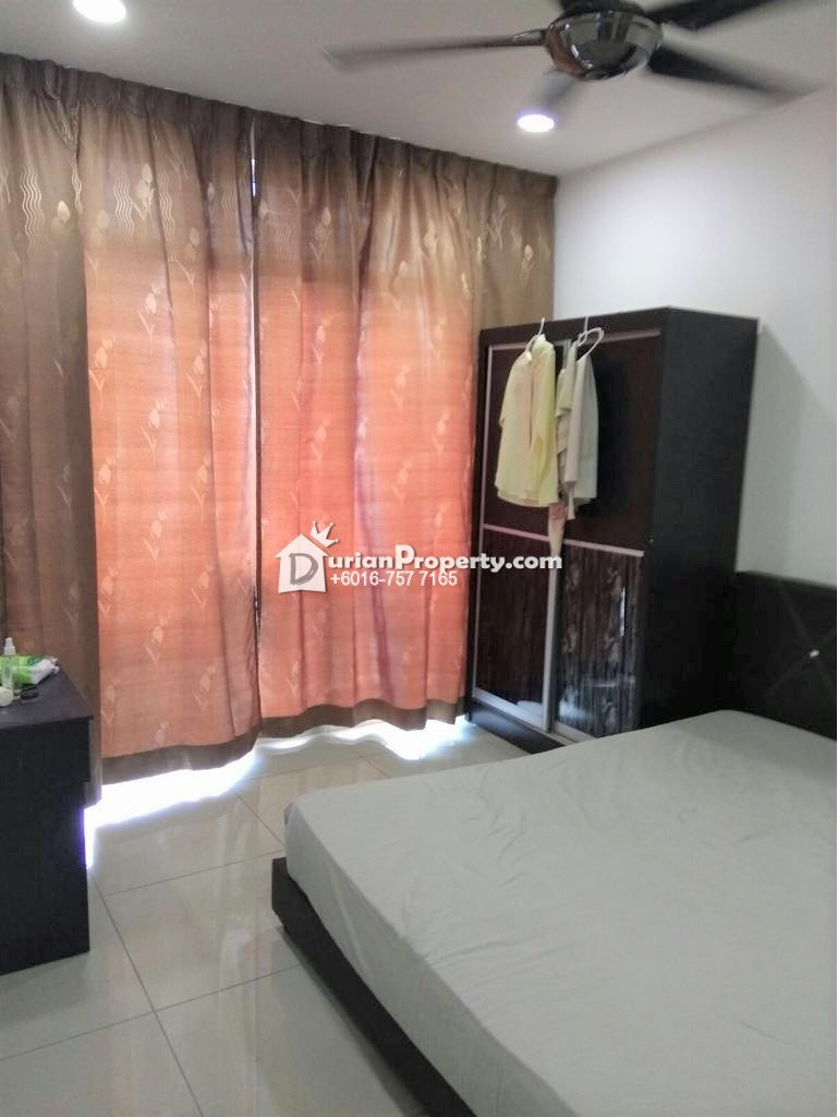 Apartment For Rent at D'Ambience, Permas Jaya
