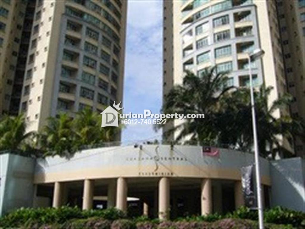 Condo For Rent at Suasana Sentral Condominium, KL Sentral