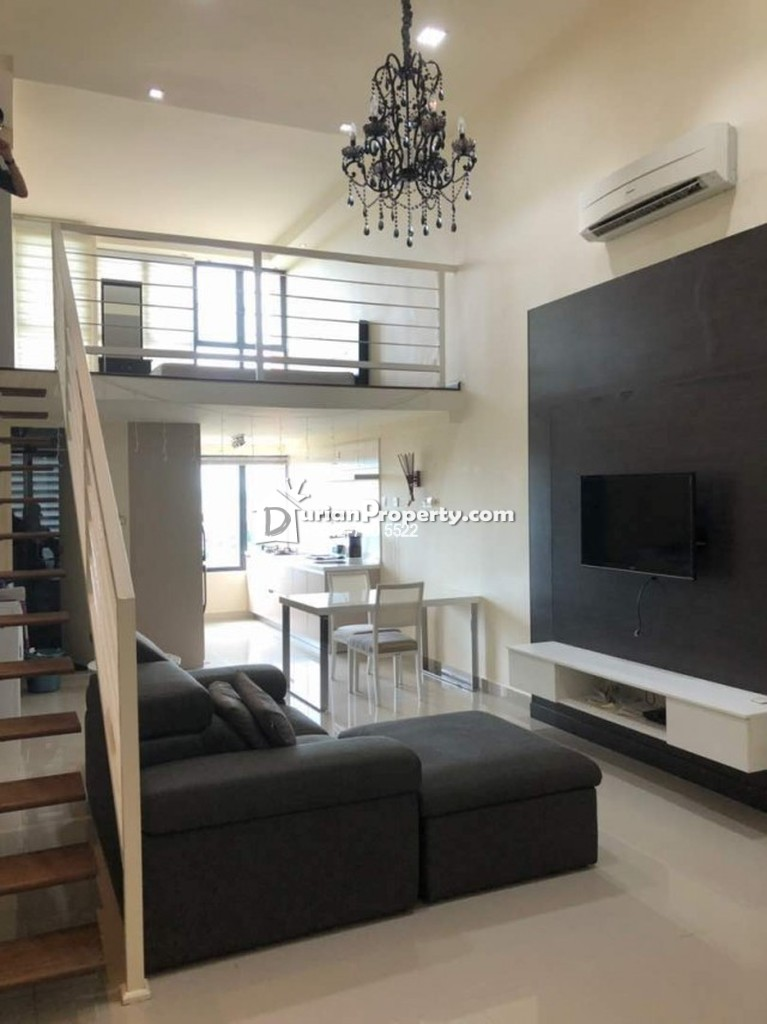 Serviced Residence For Rent at One SoHo, Subang Jaya