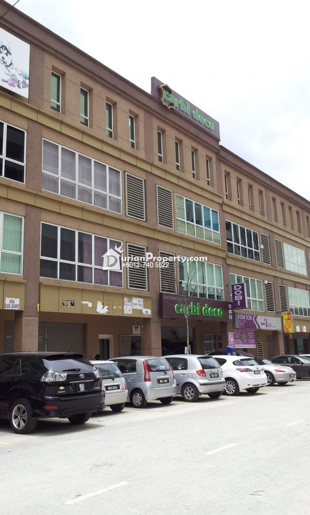 Shop Office For Rent at The Strand, Kota Damansara