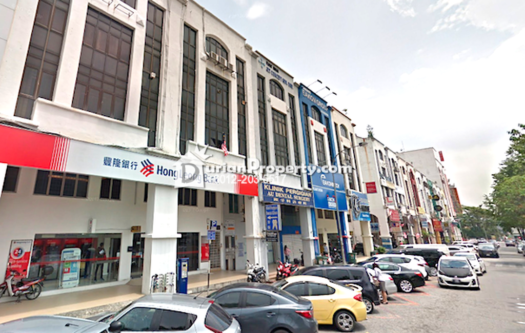Shop Office For Sale at Kuchai Entrepreneurs Park, Kuchai Lama