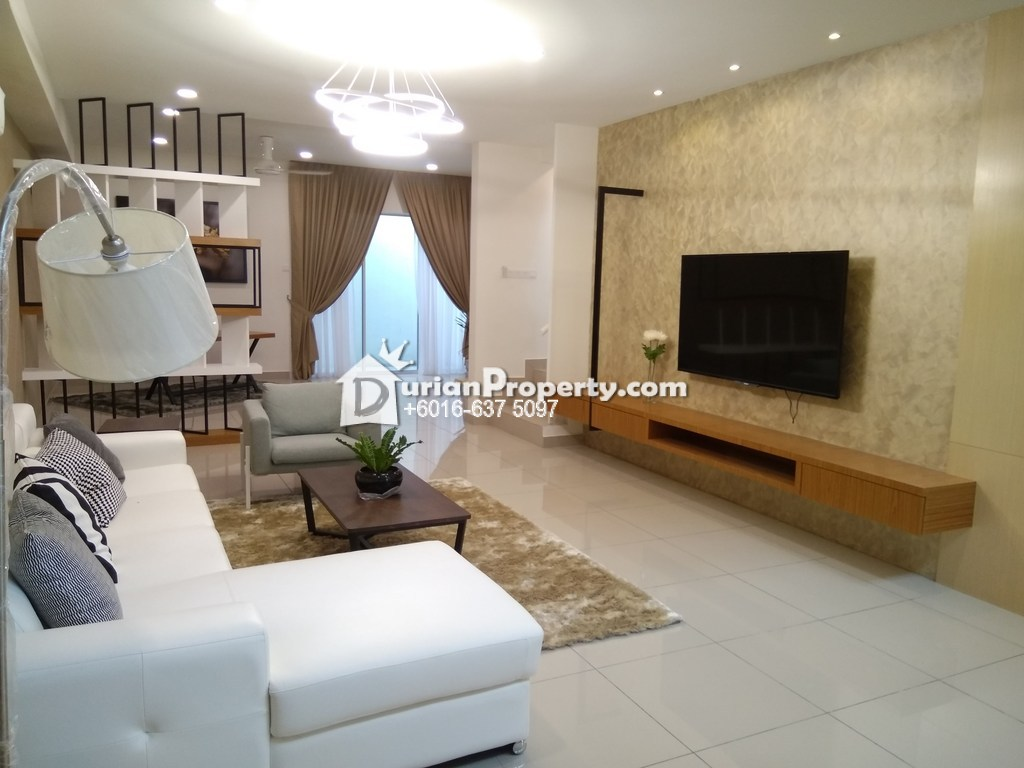 Terrace House For Sale at Kaseh Height, Semenyih
