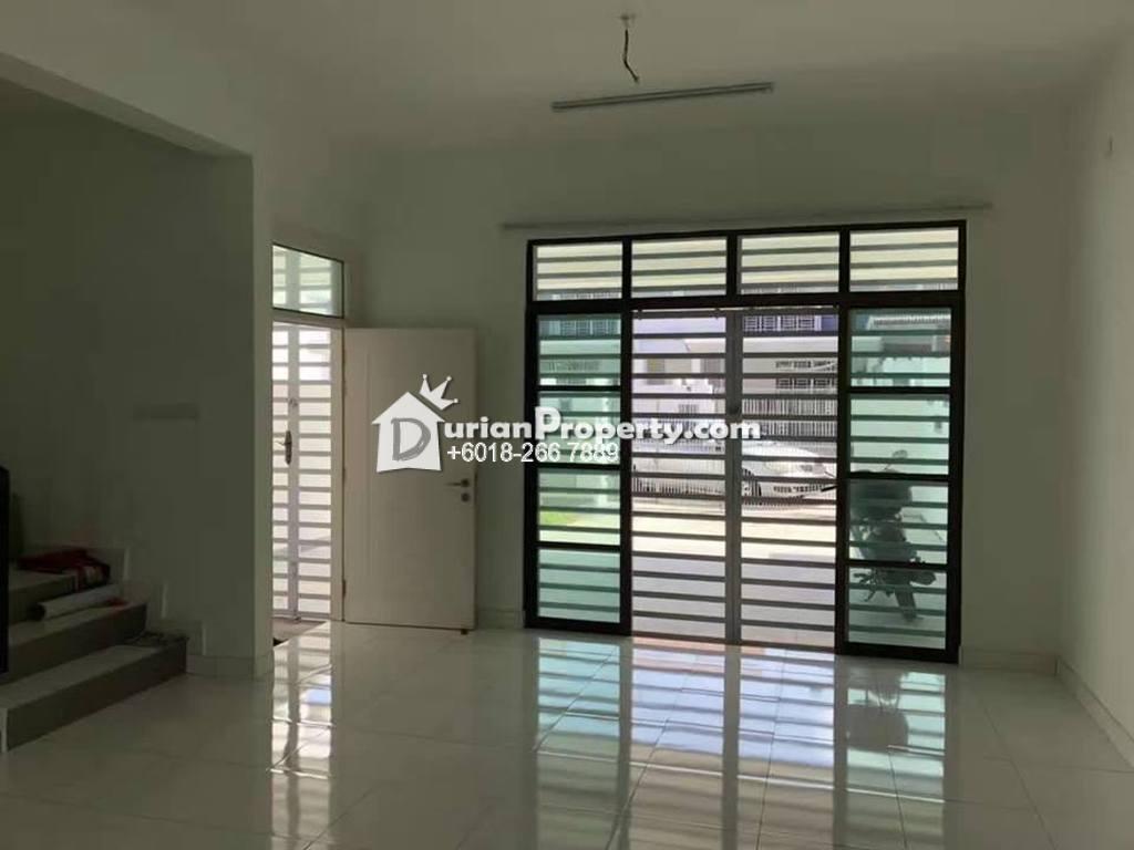 Terrace House For Rent at Perjiranan 12, Bandar Dato Onn