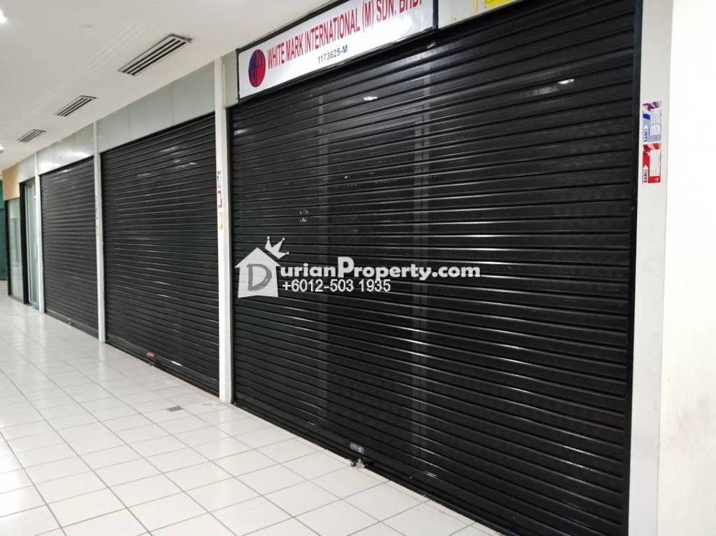 Shop Office For Rent at Mutiara Complex, Jalan Ipoh