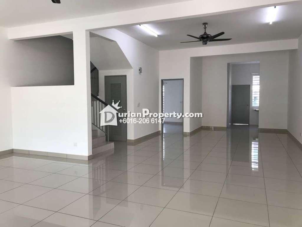 Terrace House For Rent at Rimbun Irama, Seremban