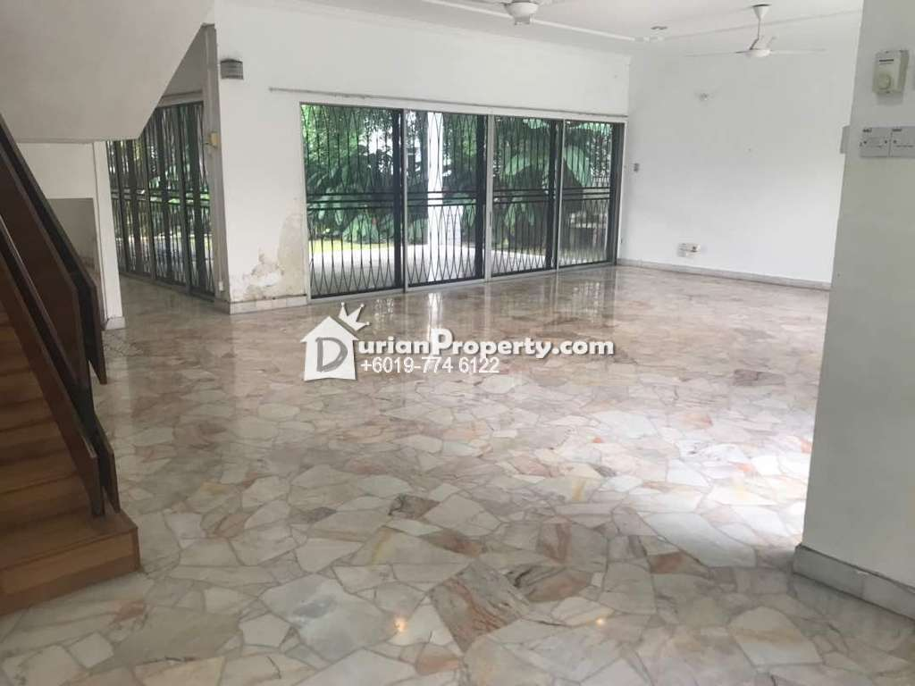 Bungalow House For Sale at Section 16, Petaling Jaya