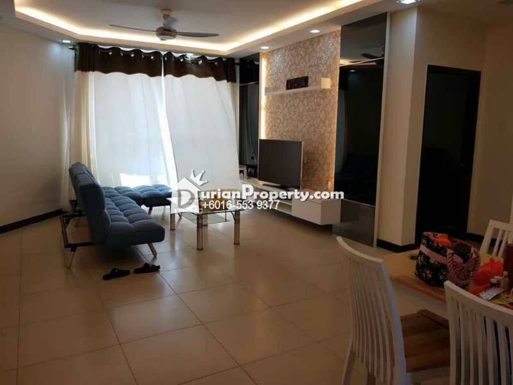 Condo For Sale at Pearl Regency, Gelugor