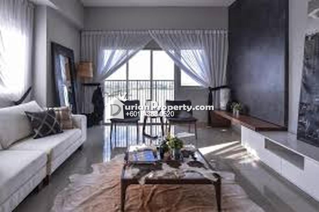 Serviced Residence For Sale at Taman Pudu Ulu, Cheras